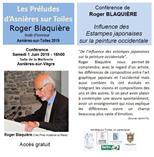 2019 0601 Projet Conférence Roger Blaquière - P sternberger