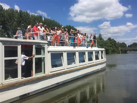 bateau groupe