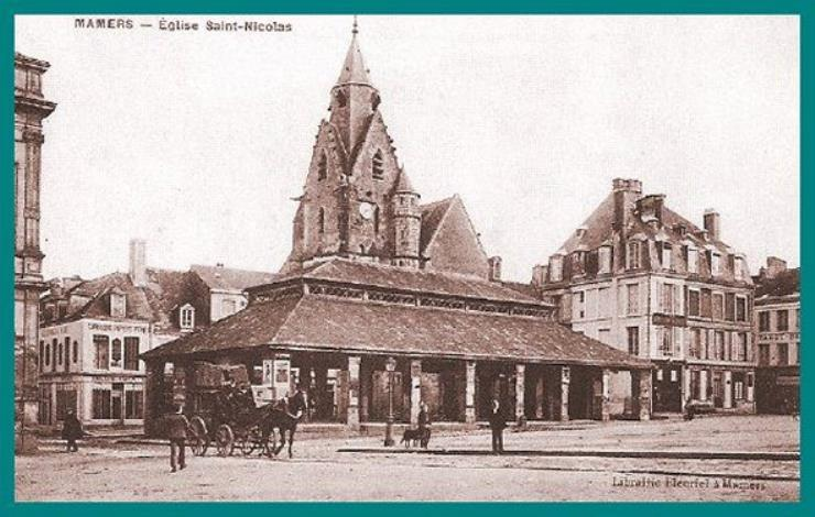 Cartes postales - Place Carnot - Mamers