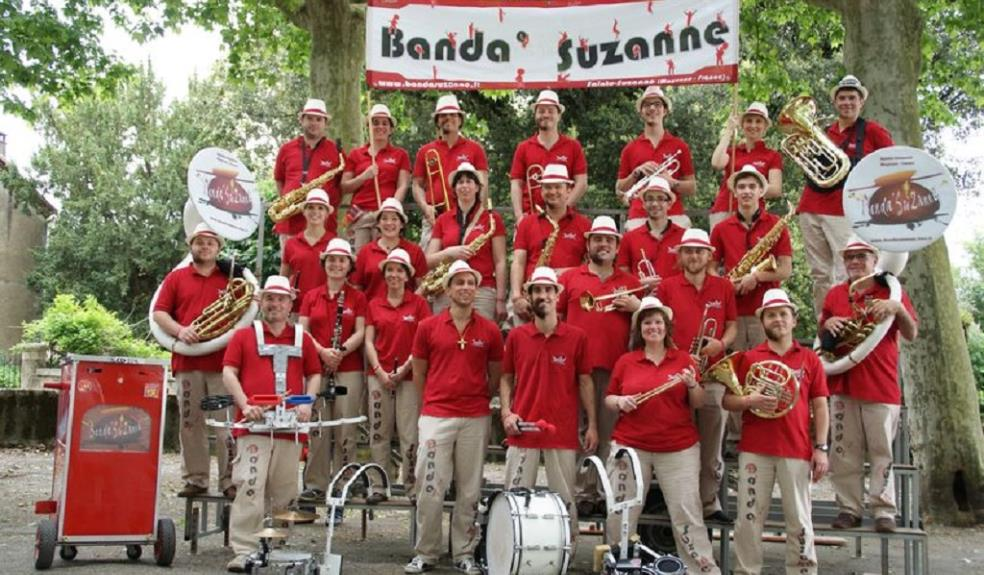 Banda Suzanne