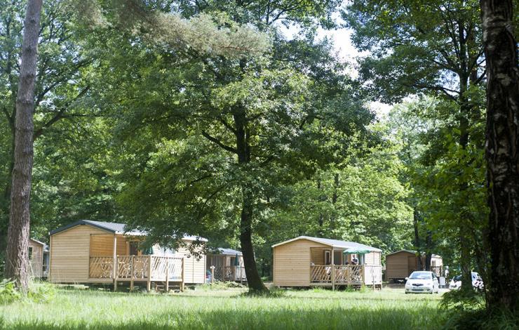 Camping Indigo Les Molières - Mobil-home - © Camping Indigo -R.Etienne
