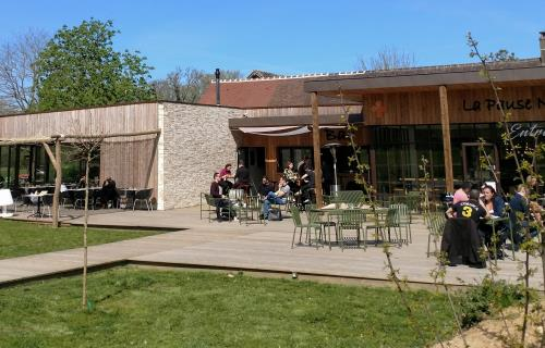 Domainedelepau_sarthe_Lemans_Leverger_restaurant_archedelanature