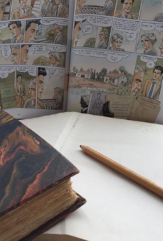 Expo littérature en illustrations