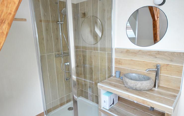 Salle de bain - La Cointise