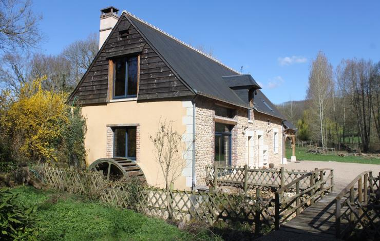 Moulin hilleraie