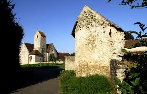 Eglise de Vezot - extérieur