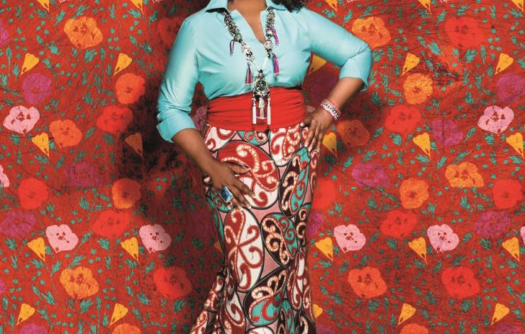 PHOTO - Dianne Reeves by Jerris Madison