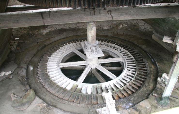 Turbine du moulin