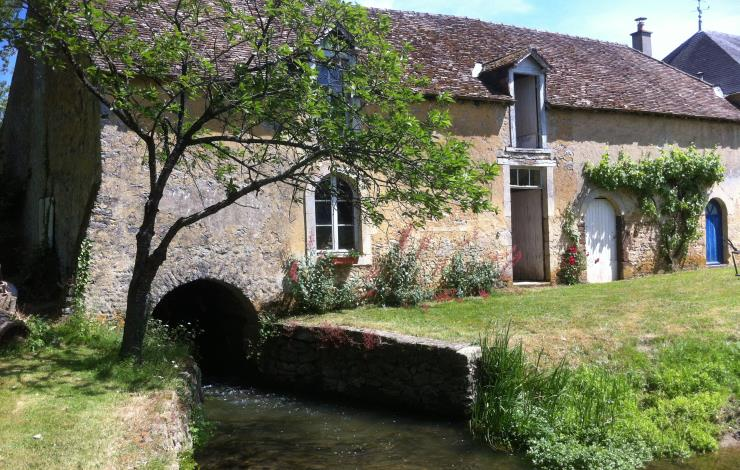 Moulin de Courteille