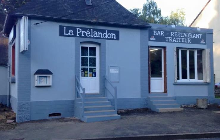 restaurantLE PRELANDON