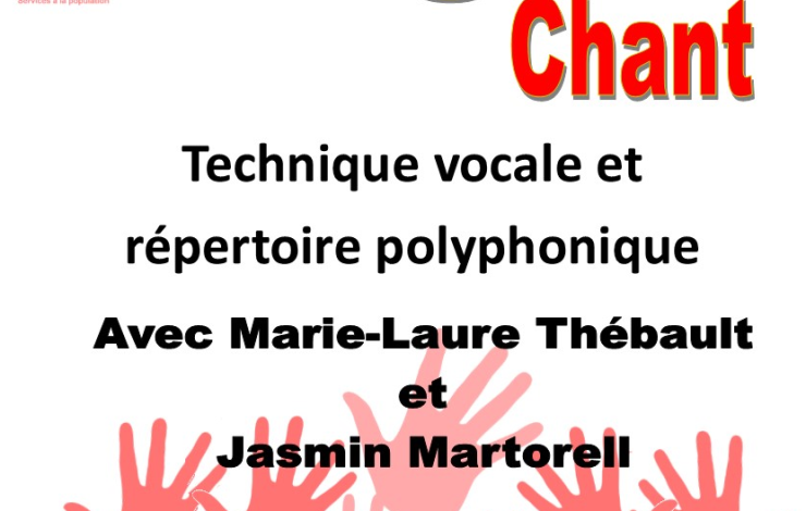 stagechantjuillet
