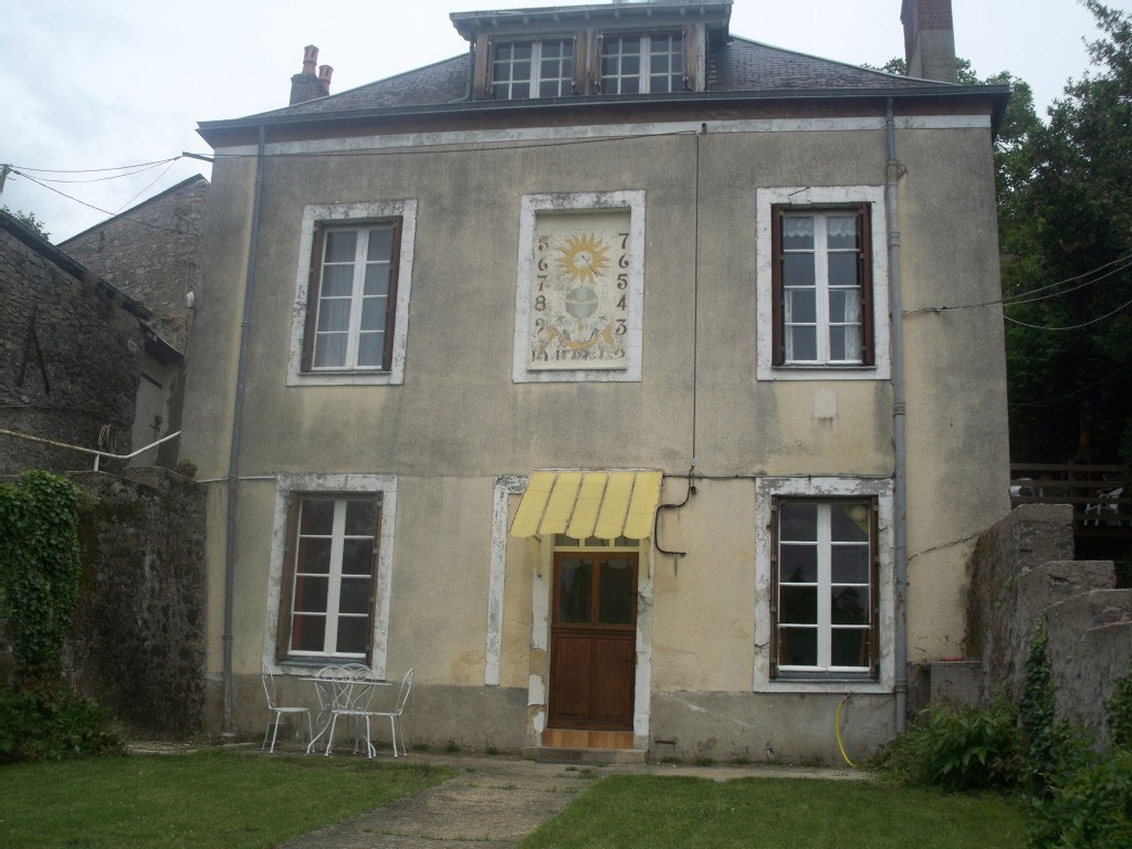 Gite la maison des artistes sable sur sarthe furnished for Affiliation maison des artistes